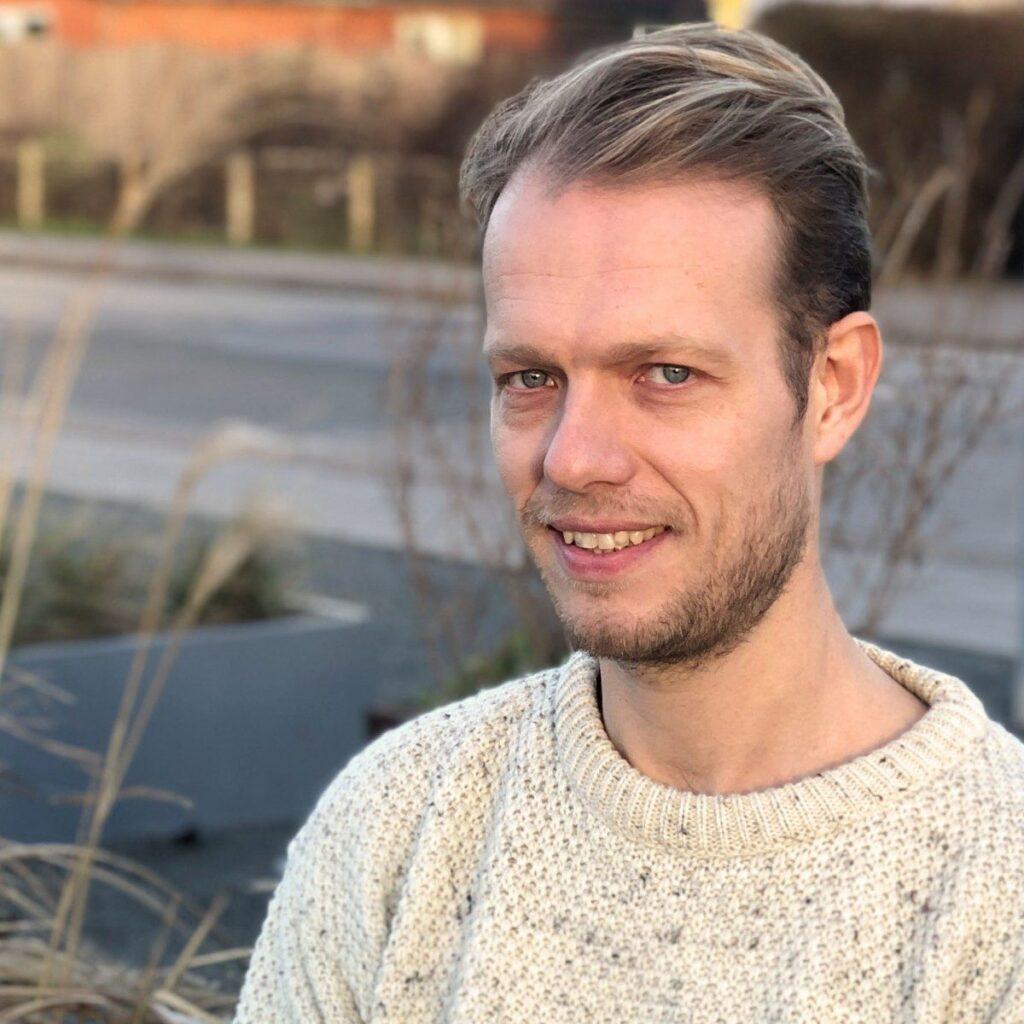 Søren Sohl, andre generasjon i Land Højbede / LandHage.no